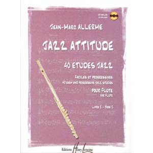 ALLERME JEAN MARC - JAZZ ATTITUDE VOL.2 + CD
