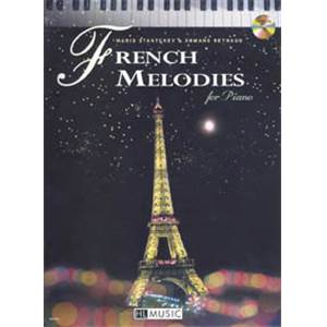 REYNAUD ARMAND / STANTCHEV MARIO - FRENCH MELODIES+ CD