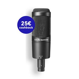 MICRO STUDIO AUDIO-TECHNICA AT-2050