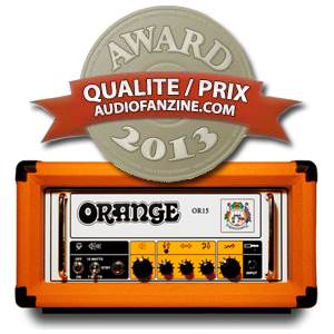 AMPLI GUITARE ORANGE OR 2 OR15H TETE