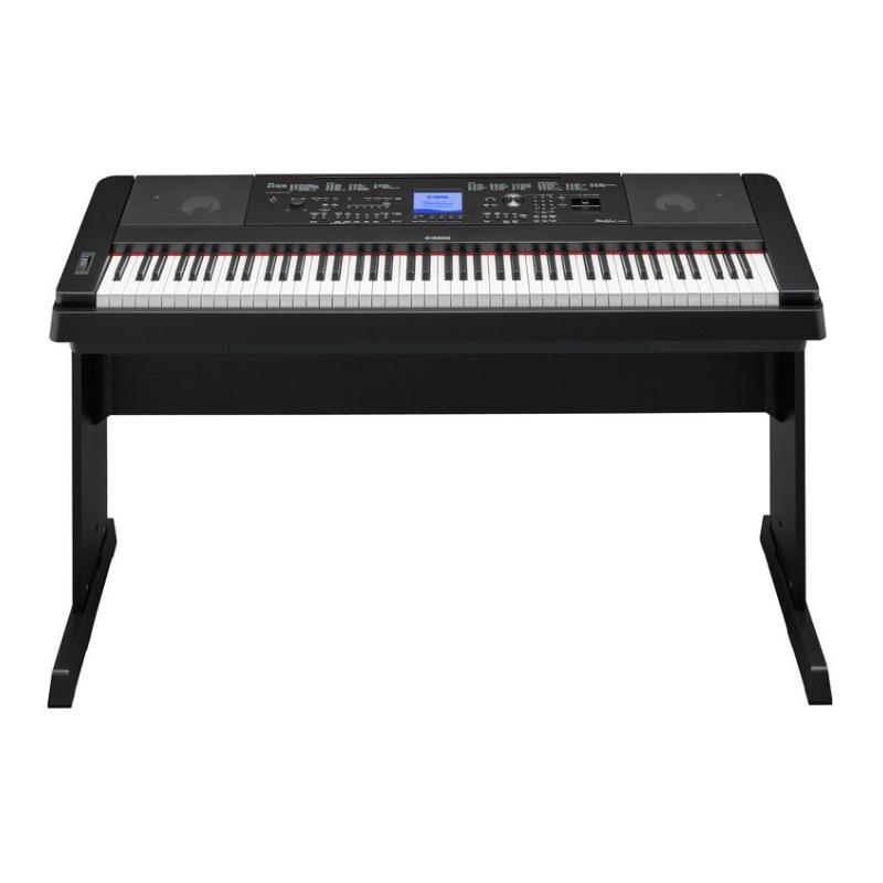 piano numerique portable arrangeur yamaha dgx 660b paul. Black Bedroom Furniture Sets. Home Design Ideas