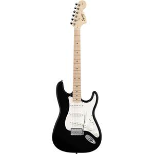 GUITARE SQUIER AFFINITY STRATOCASTER MAPLE NECK BLACK 506 (0310602506)