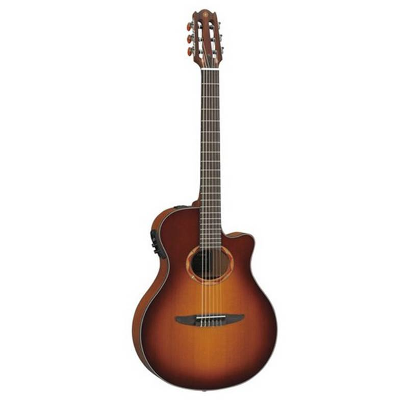 guitare classique electro acoustique yamaha ntx 700 c bs. Black Bedroom Furniture Sets. Home Design Ideas