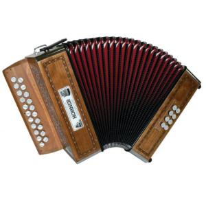 ACCORDEON DIATONIQUE HOHNER MORGANE