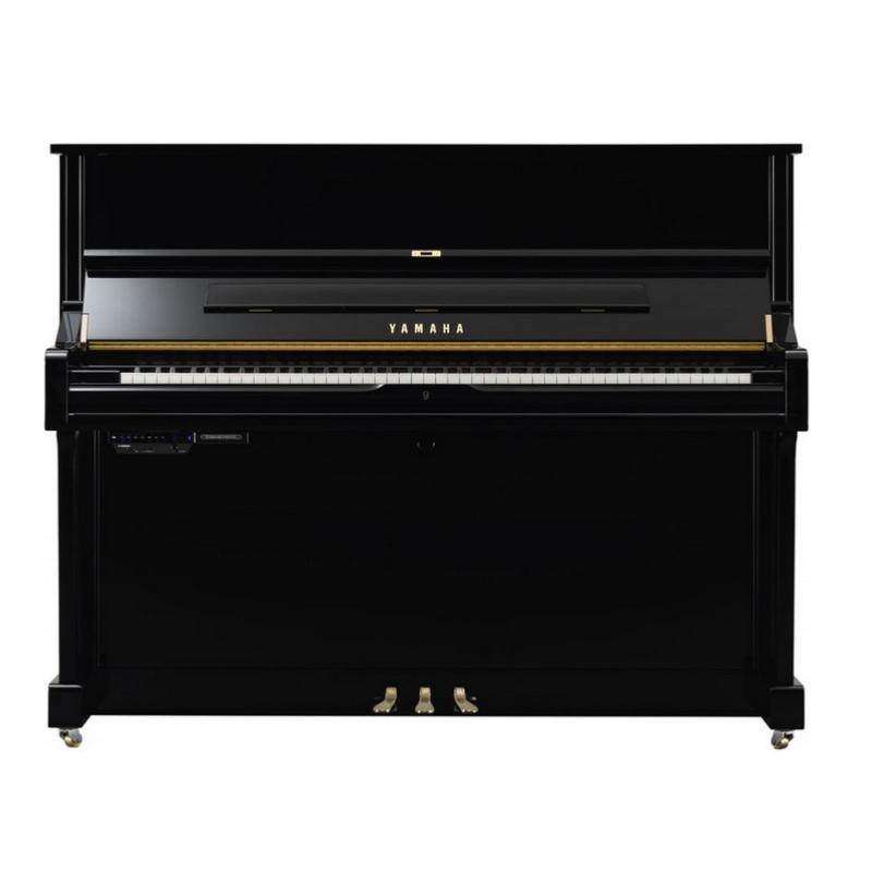 piano droit yamaha transacoustic u1ta pe paul. Black Bedroom Furniture Sets. Home Design Ideas