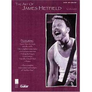 HETFIELD JAMES - ART OF GUITAR TAB