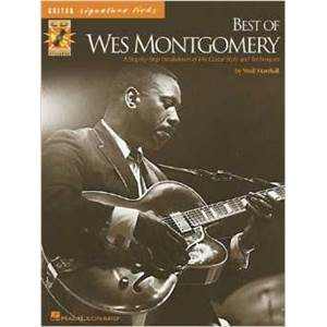 MONTGOMERY WES - BEST OF SIGNATURE LICKS + CD