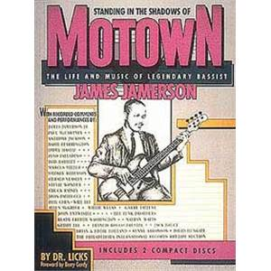JAMERSON J. - MOTOWN STANDING IN THE SHADOWS + CD