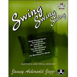 AEBERSOLD JAMEY - VOL. 039 SWING,SWING... + CD