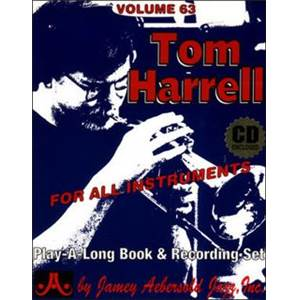HARRELL TOM - AEBERSOLD 063 + CD