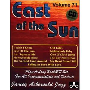 COMPILATION - AEBERSOLD 071 EAST OF THE SUN + CD