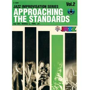 WILLIS J HILL - APPROACHING THE STANDARDS VOL.2 EB + CD