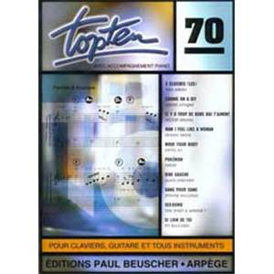 COMPILATION - TOP TEN NO.70 COMPILATION TOUS INSTRUMENTS