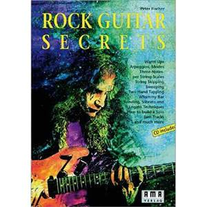 FISCHER PETER - ROCK GUITAR SECRETS + CD