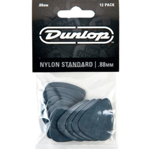 MEDIATOR NYLON X12  DUNLOP 44P88  0.88mm