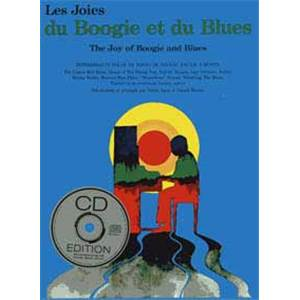 AGAY DENES - JOIES BOOGIE ET BLUES + CD