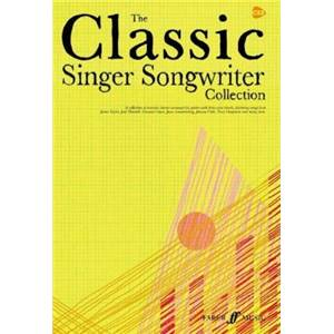 COMPILATION - CHORD SONGBOOK THE CLASSIC SINGER SONGWRITERS