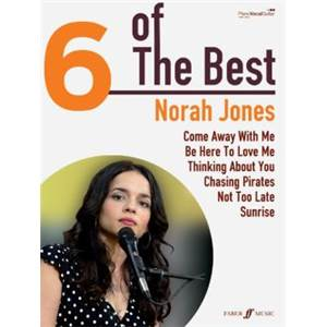 JONES NORAH - 6 OF THE BEST P/V/G