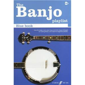COMPILATION - BANJO PLAYLIST : BLUE VOL.CHORD SONGBOOK