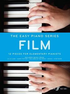 COMPILATION - THE EASY PIANO SERIES : FILM (EASY PIANO)