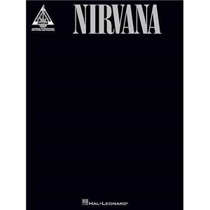 NIRVANA - BEST OF GUITAR TAB. (INCLUS YOU KNOW YOU'RE RIGHT)