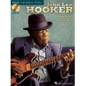 HOOKER JOHN LEE - SIGNATURE LICKS + CD
