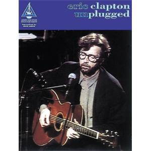 CLAPTON ERIC - UNPLUGGED RECORDED VERSION TAB