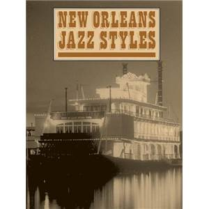 COMPILATION - NEW ORLEANS JAZZ STYLES PIANO