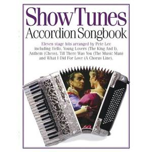 COMPILATION - SHOWTIMES ACCORDION SONGBOOK