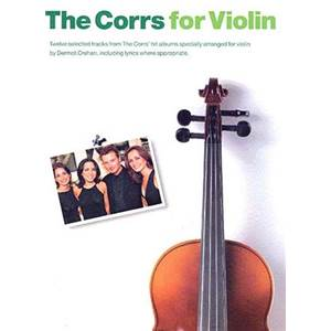 CORRS - FOR VIOLIN