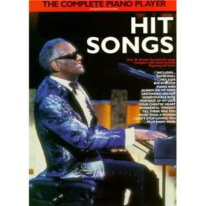 COMPILATION - COMPLETE PIANO PLAYER HIT SONGS