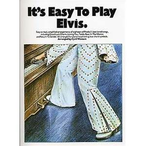PRESLEY ELVIS - IT'S EASY TO PLAY ELVIS PRESLEY