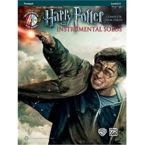COMPILATION - HARRY POTTER TRUMPET SOLOS + CD