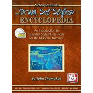 THOMAKOS JOHN - DRUMSET STYLES ENCYCLOPEDIA + CD