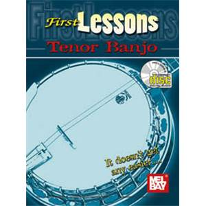 CARR JOE - BANJO TENOR FIRST LESSONS TAB. + CD