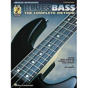 LIEBMAN JON - BLUES BASS BASS BUILDERS + CD