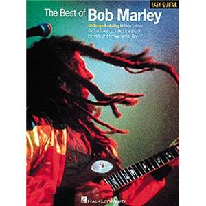 MARLEY BOB - THE BEST OF EASY GUITAR TAB.