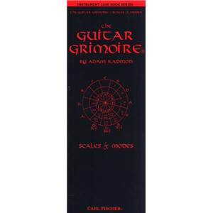 KADMON ADAM - THE GUITAR GRIMOIRE : SCALES AND MODES