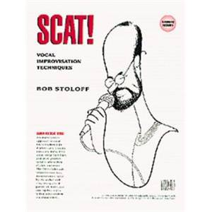 STOLOFF BOB - SCAT VOCAL IMPRO TECHNIQUES + CD