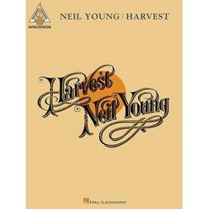 YOUNG NEIL - HARVEST GUITAR RECORDED VERSION TAB.