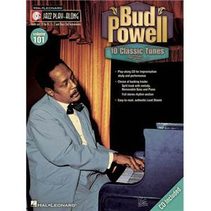 POWELL BUD - JAZZ PLAY ALONG VOL.101 + CD