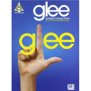 COMPILATION - GLEE BEST OF GUITAR TAB. COLLECTION