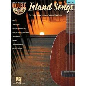 COMPILATION - UKULELE PLAY ALONG VOL.22 ISLAND SONGS + CD