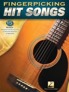 COMPILATION - FINGERPICKING HIT 15 SONGS FOR SOLO GUITAR TAB.