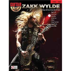 WYLDE ZAKK - GUITAR PLAY ALONG VOL.150 + CD