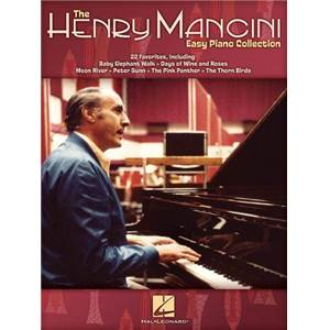 MANCINI HENRY - EASY PIANO COLLECTION P/V/G