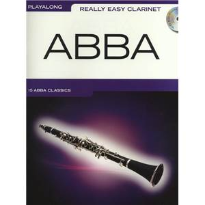 ABBA - REALLY EASY CLARINET + CD