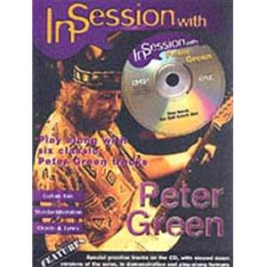 GREEN PETER - IN SESSION GUITAR TAB. + CD