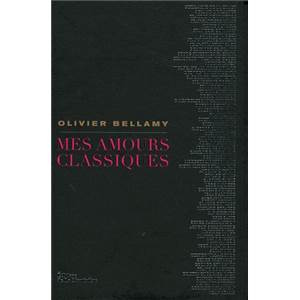 BELLAMY O. - MES AMOURS CLASSIQUES + 2CD