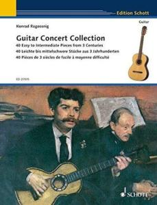 GUITAR CONCERT COLLECTION - GUITARE